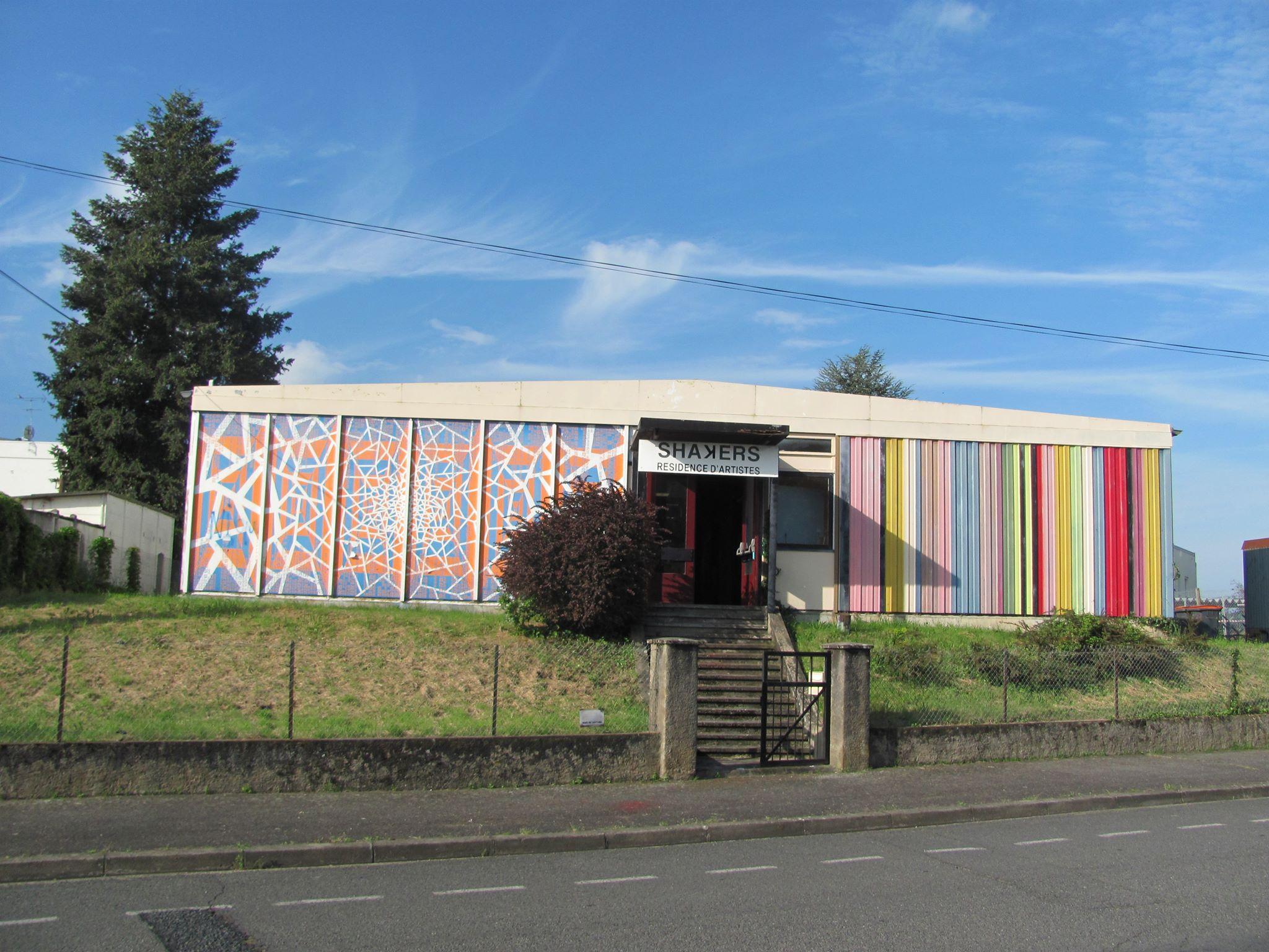 shakers résidence d artsites